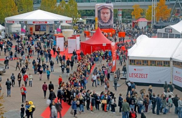 Frankfurter Buchmesse/Alexander Heimann