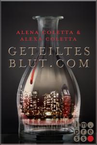 Cover GeteiltesBlut.com