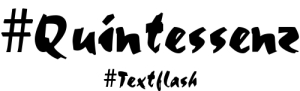 Hashtag_Quintessenz